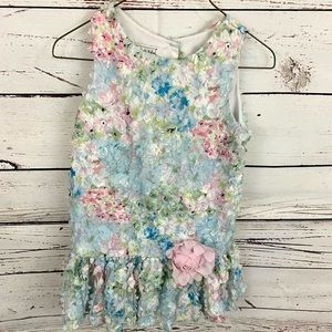 Pippa & Julie Floral Dress